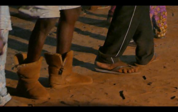 Cérémonie Gèlèdé, Covè, Bénin, 2019